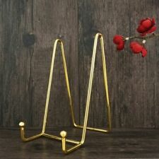 Plate Stand Holder Picture Frame Easel Display For Home Decoration Accessories