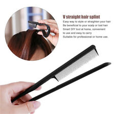 Multi Function Hair Straightening Comb Styling Hairdressing Salon Tool Tongs LD