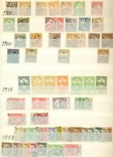 HUNGARY COLLECTION 1874-2004, housed in 6 stockbooks, mint & used singles & sets