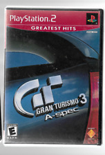 Gran Turismo 3 A-spec Video Game - PlayStation 2, 2006
