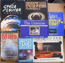Outerspace Planets Mars Comet Solar System Star Space Shuttle History 7 book lot