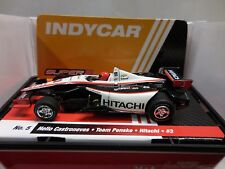 AUTO WORLD ~ Super lll Indy Car ~ Helio Castroneves ~Hitachi ~ ALSO FITS AFX, AW