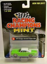 1970 '70 DODGE CORONET SUPER BEE RACING CHAMPIONS MINT RC DIECAST 2017 RARE