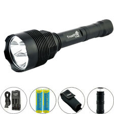 Trustfire 3800LM CREE XM-L2 LED Rechargeable Tactical Flashlight + 18650 Battery