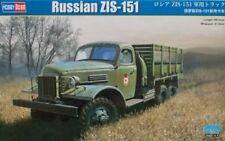 HobbyBoss Models 1/35 Russian ZiS-151 Cargo Truck
