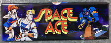 Space Ace Arcade Game Marquee Fridge Magnet
