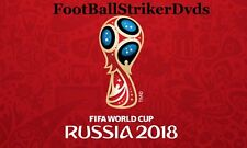 2018 Fifa World Cup Group D Argentina vs Croatia on Dvd