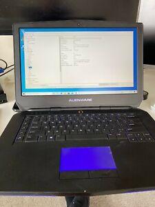 Used Alienware Gaming Laptop 15 R2