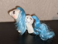 Vintage G1 My Little Pony Baby Bridesmaid UK Activity Club Excl. Toy 1980s 1987