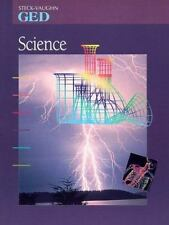 GED Science (Steck-Vaughn GED Series), Steck-Vaughn Company, New Book