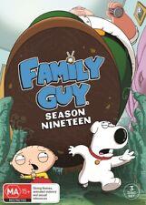 FAMILY GUY : Season 19 : NEW DVD