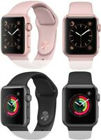 Apple Watch Series 1 - 38mm/42mm - Space Gray/Rose Gold, Certified Refurbished!