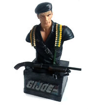 GI JOE FLINT Limited Edition Collectors Figure Statue Bust By Palisades RARE