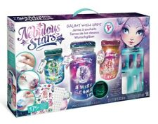 Nebulous Stars Galaxy Wish Jars - Arts and Crafts for Children