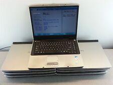 "Lot of 7 Gateway M465-E 15.4"" Laptops 4-USB 2GB DDR2 1.66-2.0GHz Core 2 Duo BIOS"