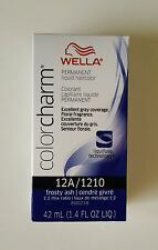 Wella Color Charm 12A/1210 Frosty Ash Permanent Liquid Hair Colour