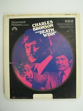 Charles Bronson in Death Wish RCA Selectavision CED Movie VideoDisc 1974