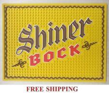 "7 1//2/"" NOS 2002 SHINER BOCK Sealed Sticker//Decal Pack 25"