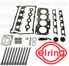 oem Elring Head Gasket Set &10-Bolts 1.8 Liter Turbo A4 TT Beetle Jetta Golf
