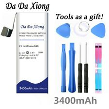 Da Da Xiong 3400mAh For Apple iPhone 5S battery for iphone 5C battery +Free