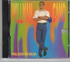 (GK732) Willman Cano, Preludio en Salsa - 1993 CD