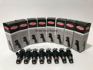 8 NEW OEM FUEL INJECTORS for DELPHI 25317628 GM CHEVY GMC TRUCK 4.8L 5.3L 6.0L