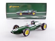 Spark Lotus 24 Winner Lombank Trophy Snetterton 1962 Clark #3 1/18 New In Stock!