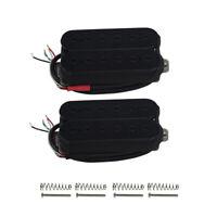 Alnico 5 Humbucker Pickup Electric Guitar Neck or Bridge Pickup Adjustable Poles