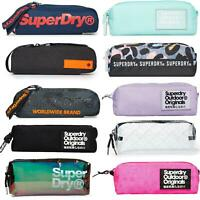 Superdry Pencil Case Stationary Assorted Styles
