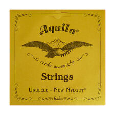 Aquila Ukulele Strings - 10U - Nylgut - Tenor Regular - Key C - Made In Italy