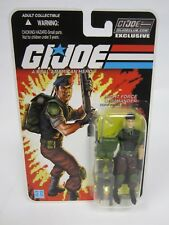 G.I. JOE COLLECTOR'S 2.0 CLUB EXCLUSIVE FSS 25TH NIGHT FORCE LT. FALCON FIGURE