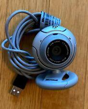 Microsoft Webcam LifeCam VX-6000 HD Wide Angle 3x Digital Zoom Computer Camera