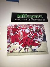 Siran Neal Jacksonville State hand signed autographed 8x10 football photo B