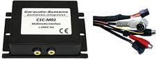 MERCEDES COMAND 2.5 DX INTERFACE AV DVD DVB-T NAVI CONTROL CL S W220 C216