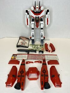 Jetfire White 100% Complete 1985 G1 Transformers Vintage Hasbro Action Figure