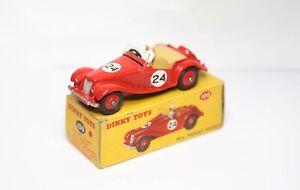 Dinky 108 MG Midget Competition In Its Original Box - Near Mint Vintage Original
