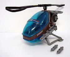 GI JOE LOCUST Vintage Action Figure Vehicle Helicopter COMPLETE 1990