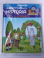 Playmobil Coleccion Libros La Aventura de Historia Nº 27 El Renacimiento Libro