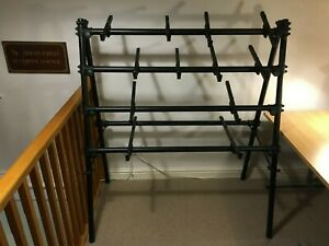 Jaspers 4 Tier Keyboard Stand (4D-120B) with Extra Holders