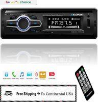 Bluetooth Car Stereo Audio In-Dash FM Receiver SD/USB/MP3/Aux-Input Radio Player