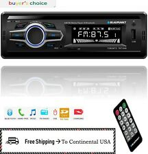 Bluetooth Car Stereo Audio In-Dash FM Receiver SD/USB/MP3/Aux-Input Radio Player