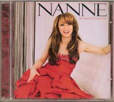 NANNE - Jag Måste Kyssa Dig CD Album Europop Eurovision 2007 SWEDEN
