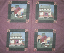 7/8+ YDS RJR Almost Amish Panel Quilt Fabric - SALE-