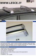 Barre Cromate Portatutto Volkswagen Originali Touareg