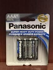24 x AAA Panasonic Super Heavy Duty Battery Power (1.5V)