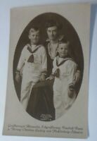 Adel & Monarchie,Großherzogin Alexandra,u.Kinder, Mecklenburg-Schwerin♥(64004)