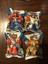 Transformers Rescue Bots Playskool Heroes lot  heatwave,bumblebee,optimus prime