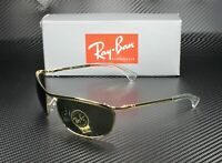 RAY BAN RB3119 001 Arista Crystal Green 62 mm Unisex Sunglasses
