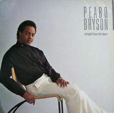 Peabo Bryson - Straight From The Heart -cutout -  NEW  LP