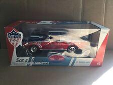 Supercar Collectibles Plymouth 68 Barracuda Sox & Martin 1:18 Scale Diecast Car